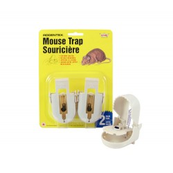 Rodentex Factory Baited Mouse Trap ~ 2 per pack