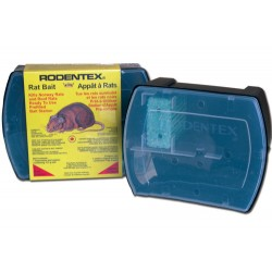 Rodentex Rat Bait Station ~ 1 per pack