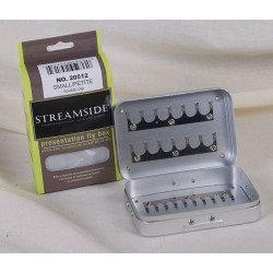 Streamside Aluminum Fly Box ~ Small