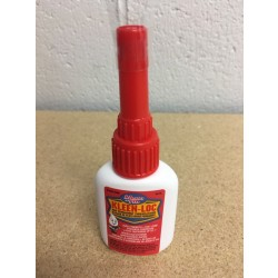 Kleen-Flo Kleen-Loc Permanent Red Threadlocker ~ 10ml bottle