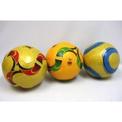 Soccer Ball - PVC - Assorted Colors ~ Size 5