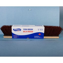 Garage Push Broom Head ~ 18""