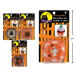 Halloween Cupcake Cups ~ 50 per pack