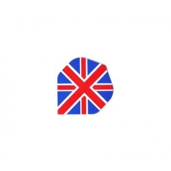 Metronic Flights ~ Britain Flag