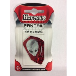 Fantail Flights ~ Alien