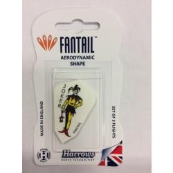 Fantail Flights ~ Joker