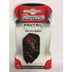 Fantail Flights ~ Firey Skull