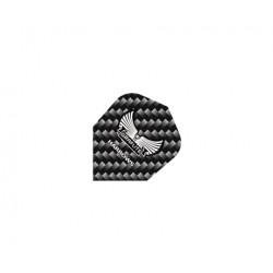 Graflite Flights ~ Black & Grey Standard