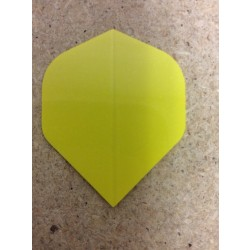 Polyester Flights ~ Yellow Standard