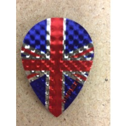 Dimplex Flight ~ Britain Flag Pear