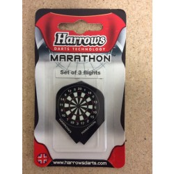 Marathon Flights ~ Dartboard