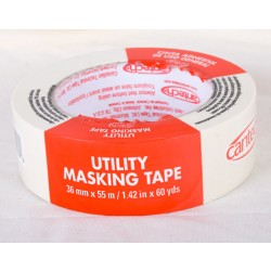 Cantech Utility Grade Masking Tape ~ 1-1/2""