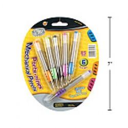 Mini Mechanical Pencils - 0.5mm leads ~ 6 per pack