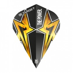 Target Power Vision-Edge Flights ~ Power - Black Standard