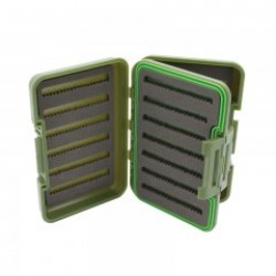 Streamside Large EZ Snap Foam Fly Box