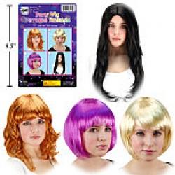 Halloween Adult Wigs