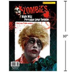 Halloween Male Zombie Wig