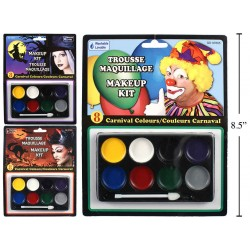 Halloween Make-Up Kits ~ 3 assorted