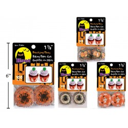 Halloween Mini Baking Cups ~ 100 per pack