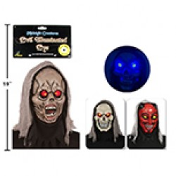 Halloween Light-Up Evil Eye Masks