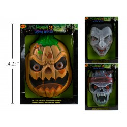 """Halloween Spooky Greeter with Sound & Light ~ 9"""" x 14"""""""