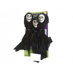 Halloween Light-Up Reapers Path Markers ~ 3 per pack