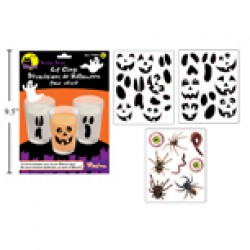 Halloween Cup Clings