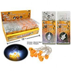 Halloween Battery Operated Indoor Mini LED Lights