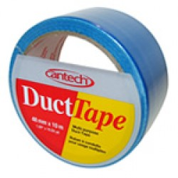 Cantech Colored Duct Tape ~ Blue