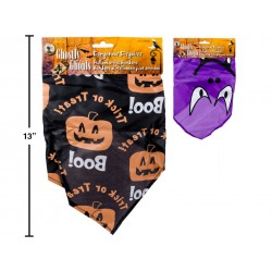 Halloween Pet Bandana ~ 2 assorted