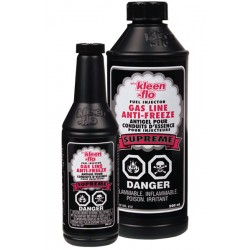 "Kleen-Flo ""Supreme"" Gas Line Anti-Freeze ~ 150ml bottle"