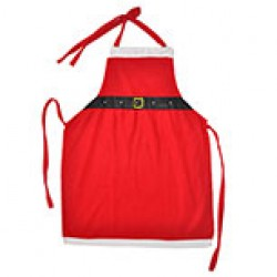 Christmas Mrs.Claus Apron