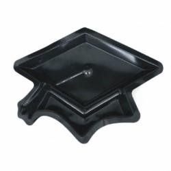 """Plastic Grad Cap Tray ~ 9"""" x 10-1/4"""" x 10""""D"""