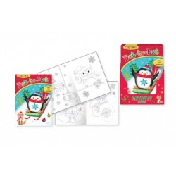 Christmas Dot-to-Dot Activity Book