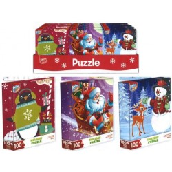 Christmas Kids Puzzles ~ 100 pieces