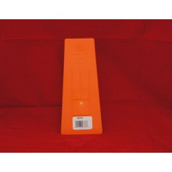 "Wedge Felling - Orange ~ 3"" Wide x 7"" Long"