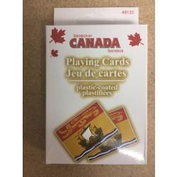 New Brunswick Playing Cards
