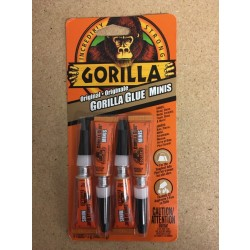 Gorilla Glue Original ~ 4 x 3gr Single-Use Tubes