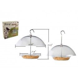 Observatory Dome Bird Feeder