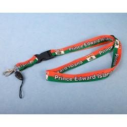 Prince Edward Island Lanyard