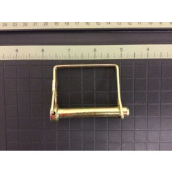 "Quick Pin w/Square Spring ~ 5/16"" x 2-1/4"""
