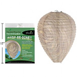 """Wasp Be Gone"" Simulated Wasp Nest"