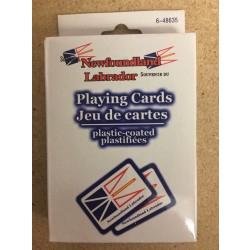 Newfoundland Playing Cards