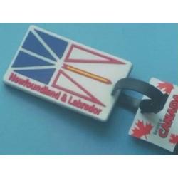 Newfoundland Luggage Tag