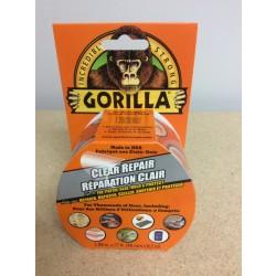 "Gorilla Clear Repair Tape ~ 1.88"" x 27'"