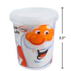 Original Christmas Cotton Candy ~ 60 gr tub