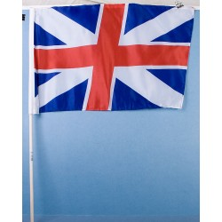 "Loyalist Flag w/Stick ~ 12"" x 18"""