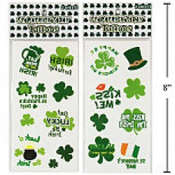 St. Patrick's Day Tattoos