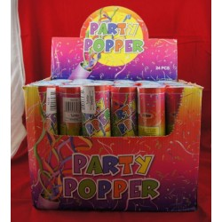 Party Poppers - 8""