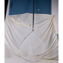 Lucky Strike Shad / Smelt / Caplin Telescopic Handle Landing Net ~ Model No. 205M72